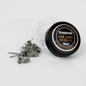 Staggered Coil Ni80