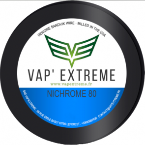 Nichrome 80 by Vap' Extreme