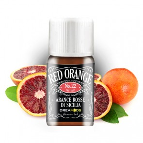 Red Orange No.22 Aroma Concentrato 10 ml