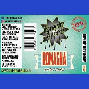 Romagna – Aroma EVO 30