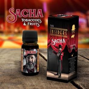Sacha serie The Insiders
