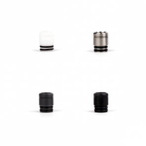 SS2 Wide Bore Drip Tip
