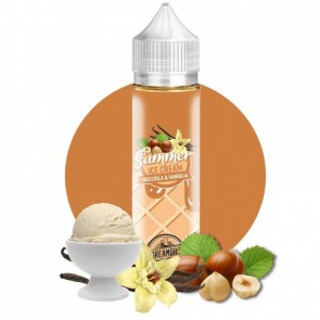 Nocciola Vaniglia 20 ml serie Summer Ice Cream by Dreamods