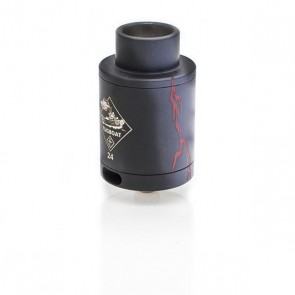 Tugboat 24 RDA Black Red Lightning