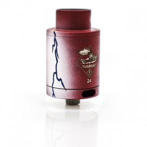Tugboat 24 RDA Red Blue Lightning