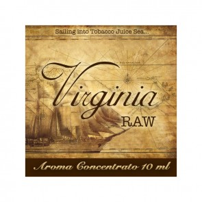 Virginia (Raw) Aroma di Tabacco Concentrato 10 ml