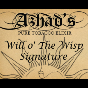 Will'o the Wisp serie Signature by Azhad's Elixirs